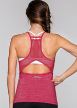 Cherry Workout Tank Top for Women