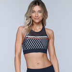 Crystal Sports Bra