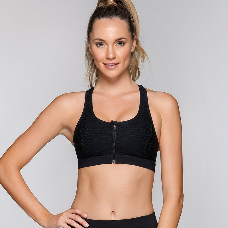 Dream Zip Sports Bras