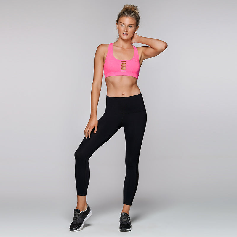 Eagle Mesh Workout Leggings