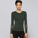 Jana Seamless Long Sleeve Tee