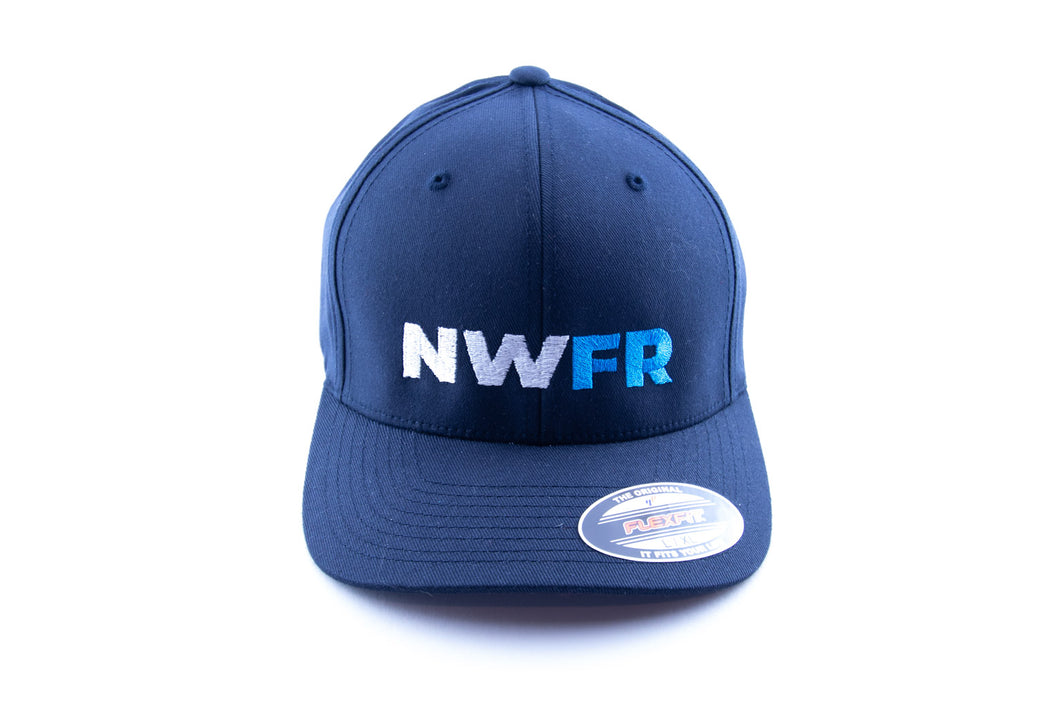 Navy Blue NWFR FlexFit Hat