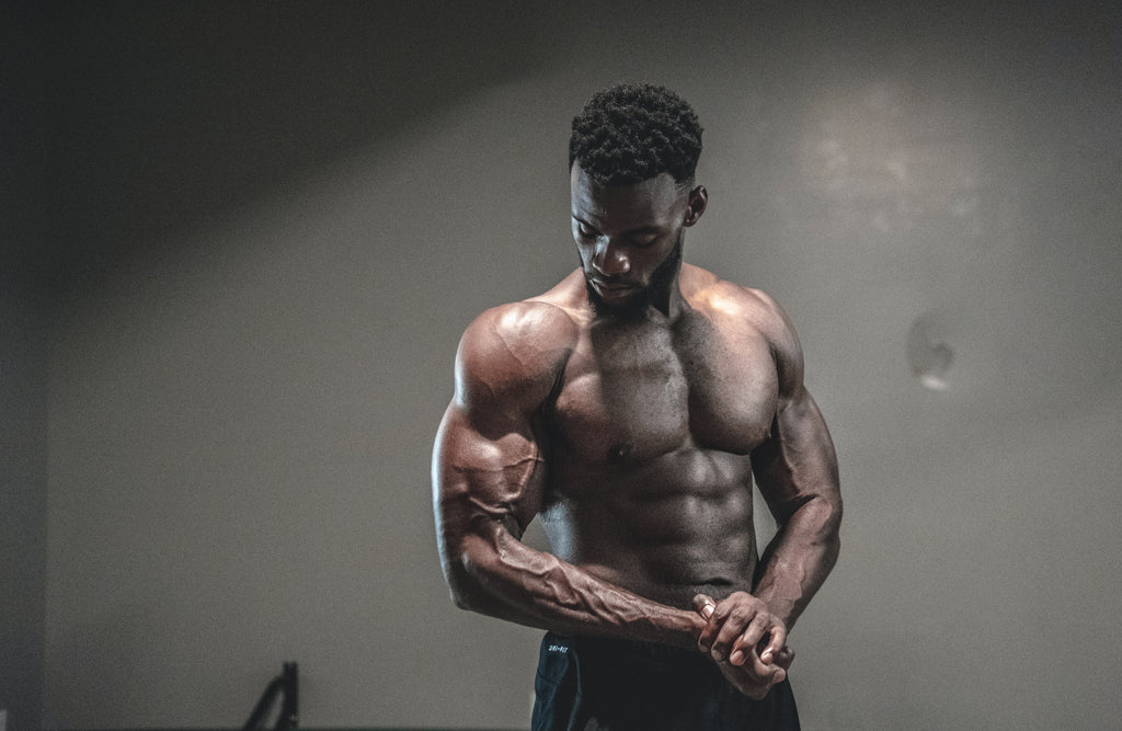 Applied Sports Nutrition Case Study: Natural Male Bodybuilding