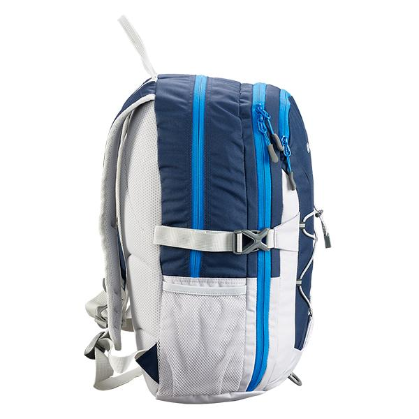 Caribee Apache 30L backpack Navy/Snow side profile