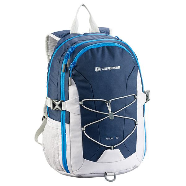 Caribee Apache 30L backpack Navy/Snow