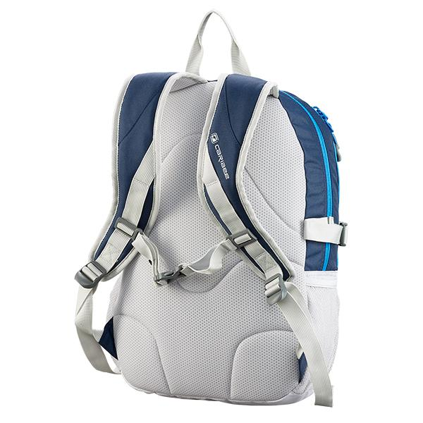 Caribee Apache 30L backpack Navy/Snow harness