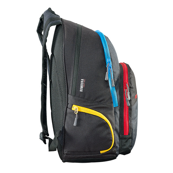 Caribee Bombora backpack side view