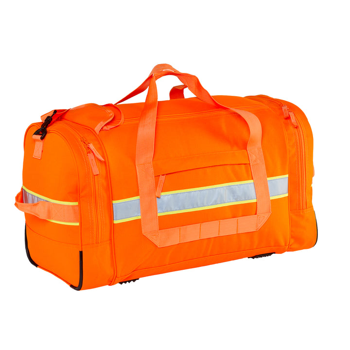 Caribee Bunker 60L Safety Gear Bag Orange