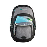 Chill backpack cooler compartment