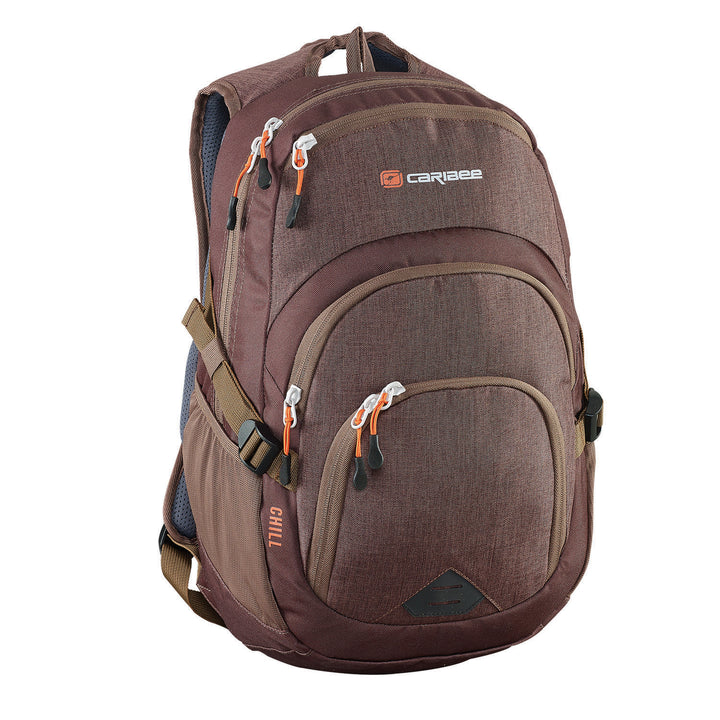 Chill backpack Madder Brown