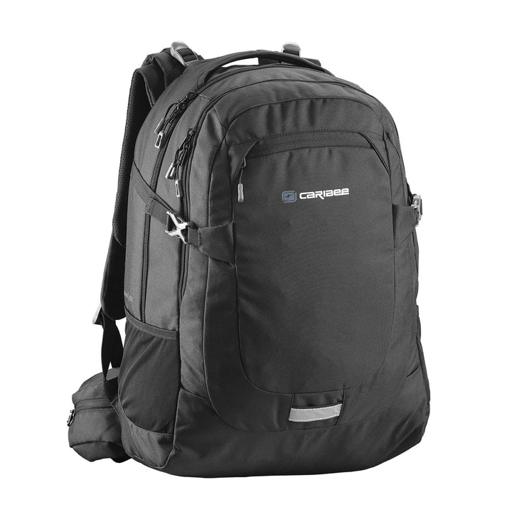 Caribee College 40L backpack in black