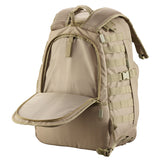 Caribee Combat 32L backpack sand hydration sleeve