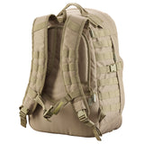 Caribee Combat 32L backpack sand back system