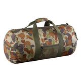 Caribee Congo gear bag in Auscam