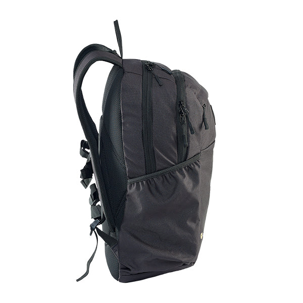 Caribee Cub backpack Black side view