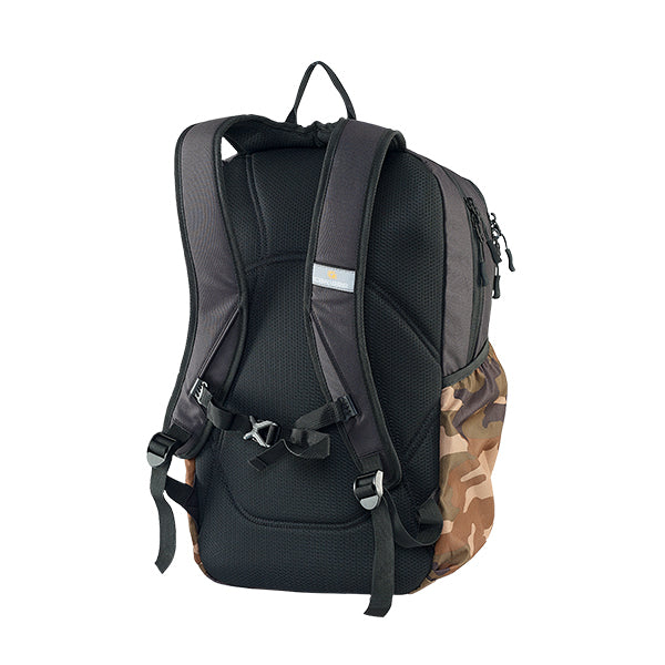 Caribee Cub backpack Camo harness