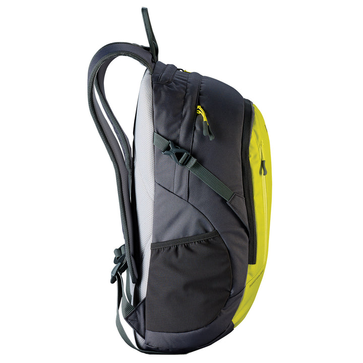 Caribee Disruption backpack sulphur spring side