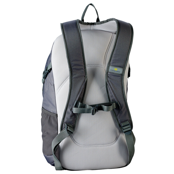 Caribee Disruption backpack sulphur spring harness system