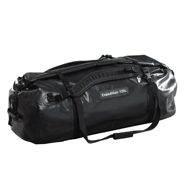 Caribee Expedition 120L waterproof bag black