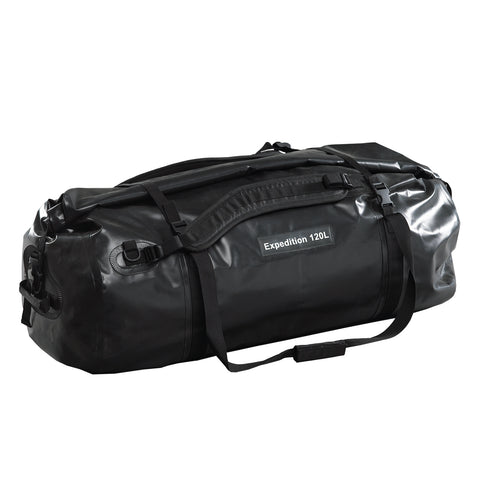 ee8f1ba8fc Caribee Expedition 120L waterproof bag black