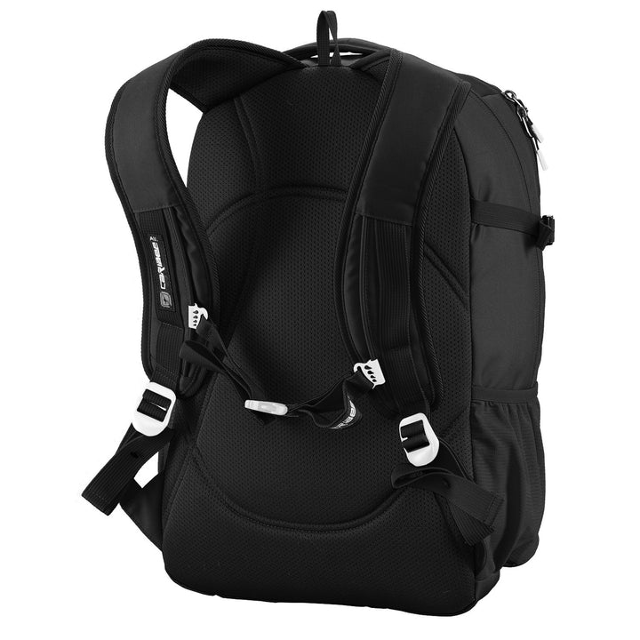 Caribee Helium 30L backpack in black harness