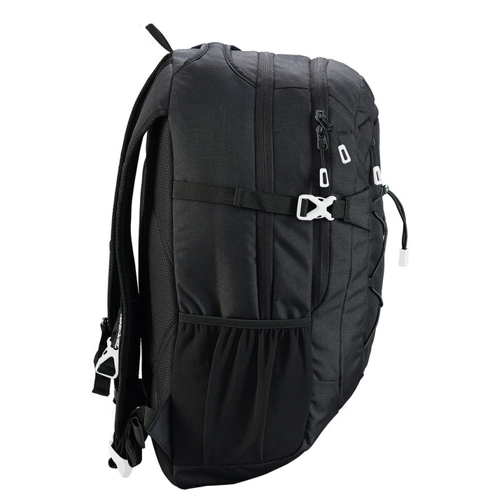 Caribee Helium 30L backpack Black side view