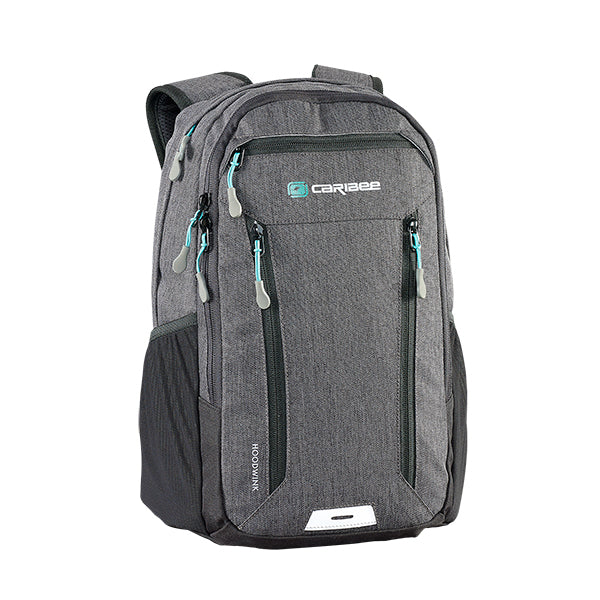Caribee Hoodwink backpack Storm Black
