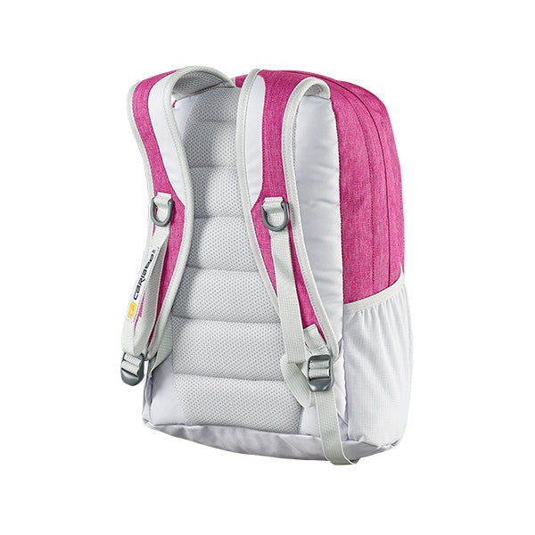 Caribee Hoodwink backpack Rubystone harness