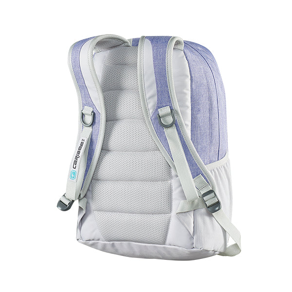 Caribee Hoodwink backpack Violet harness