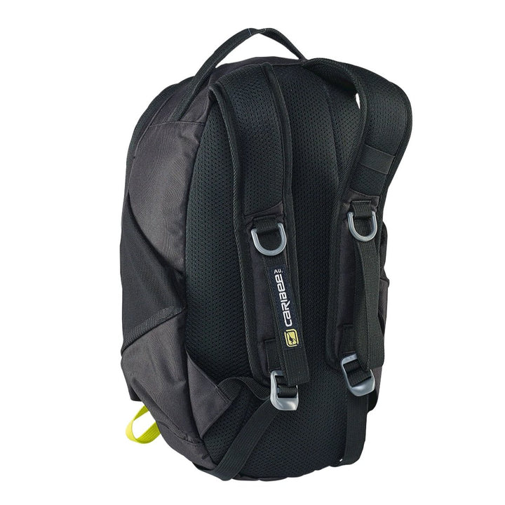2020 Caribee Hot Shot backpack black harness