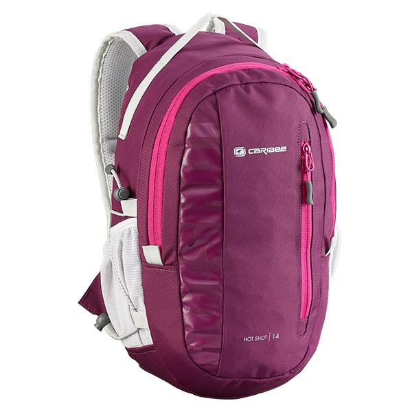 Caribee Hot Shot backpack grape
