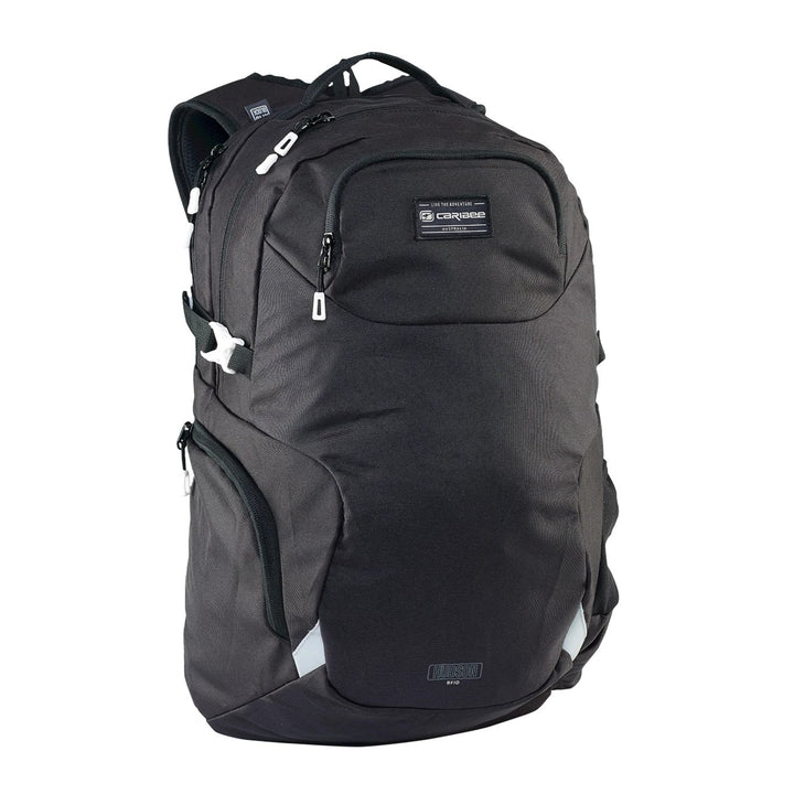 2020 Caribee Hudson 32L RFID backpack Black