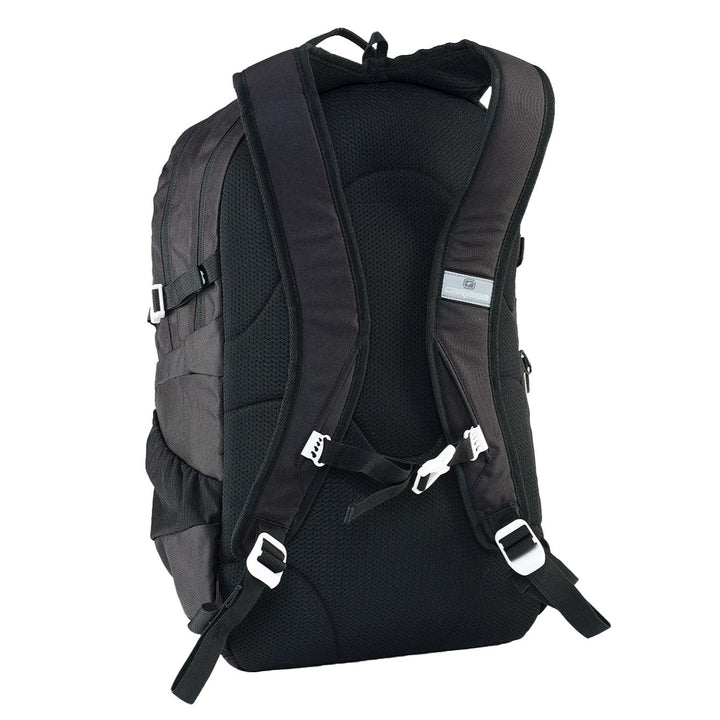 2020 Caribee Hudson 32L RFID backpack harness Black