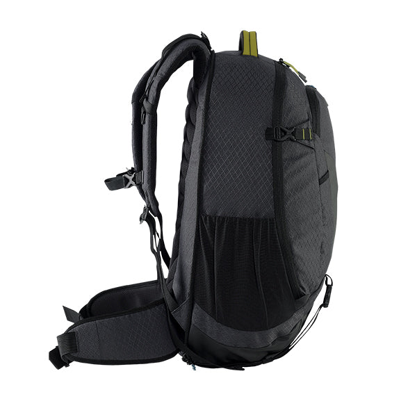 Caribee Intercity 50L travel pack side view