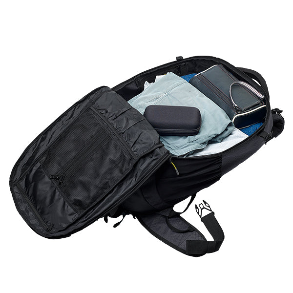 Caribee Intercity 50L travel pack open