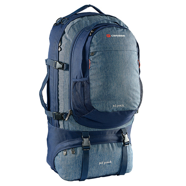 Caribee Jet Pack 75L Navy