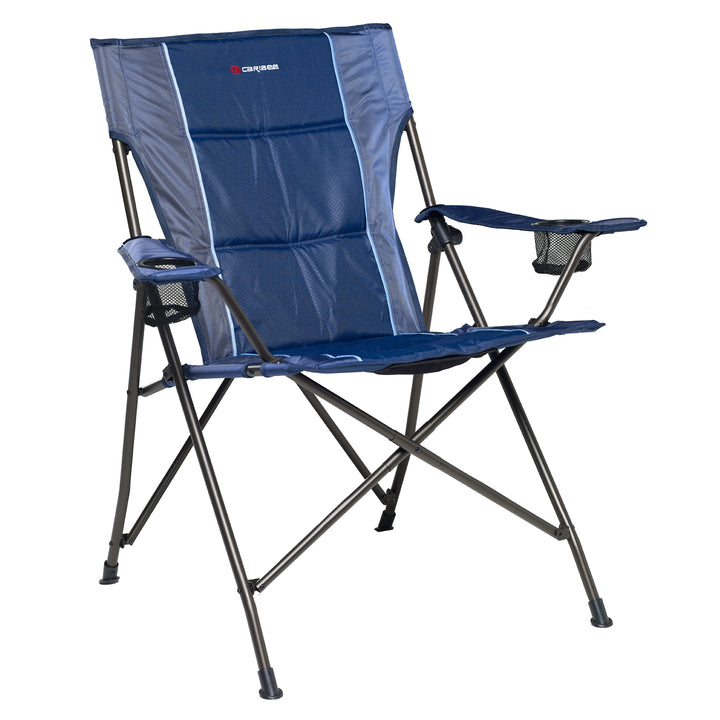 Caribee Lagoon Folding Chair Navy