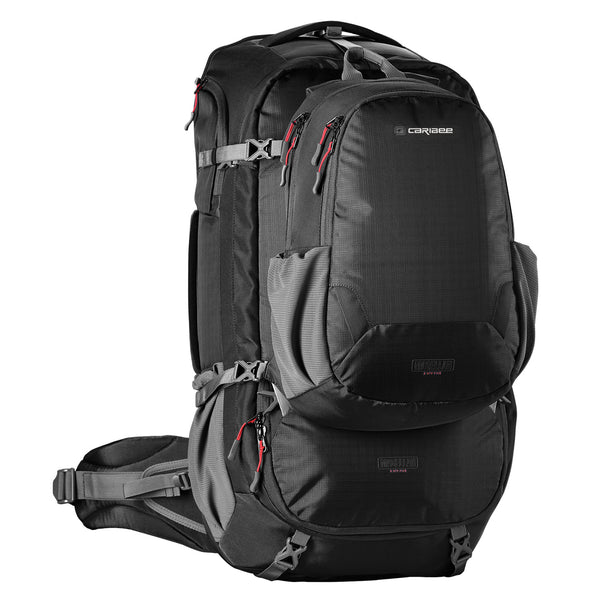 Magellan 65L RFID travel pack