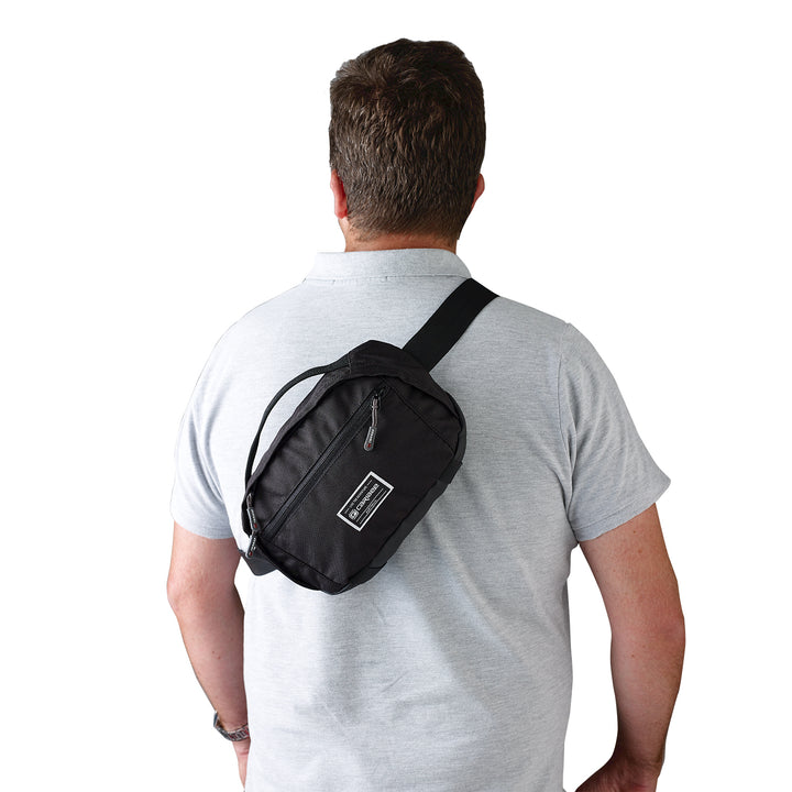 Power shoulder/waist bag