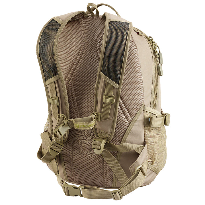 Caribee Ranger 28L backpack Sand harness