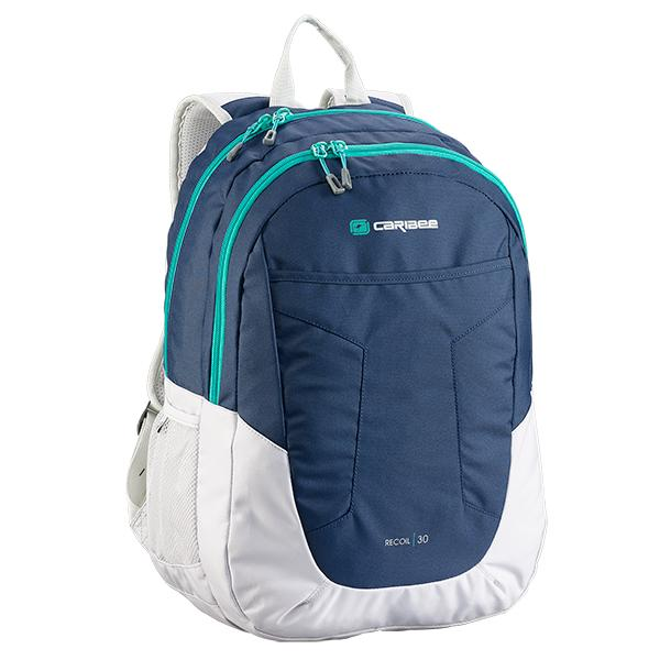Caribee Recoil backpack navy/snow