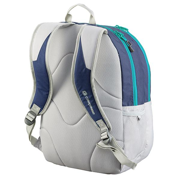 Caribee Recoil backpack navy/snow harness