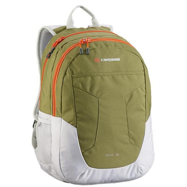 Caribee Recoil backpack olive/snow