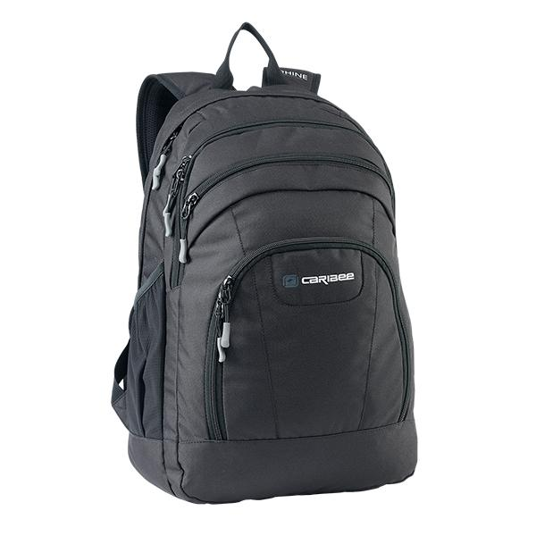 Caribee Rhine Backpack Black