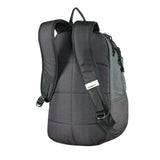 Caribee Rush backpack Black rear view
