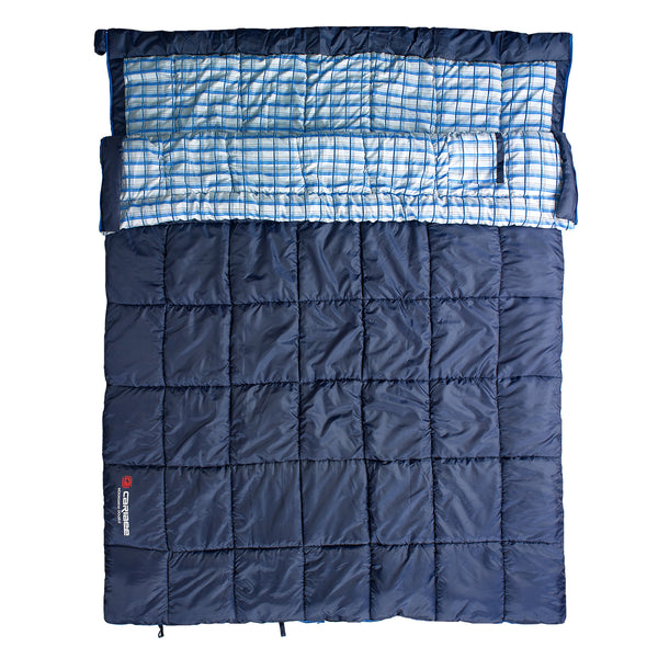 Safari Double (0C) sleeping bag