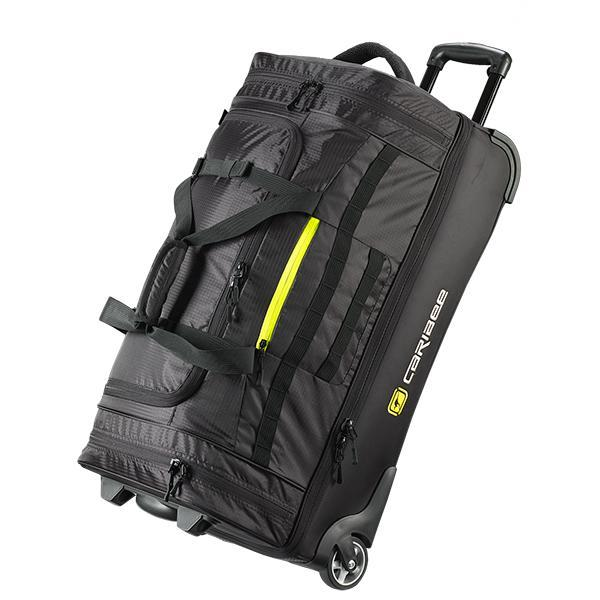 Caribee Scarecrow 70 trolley bag black