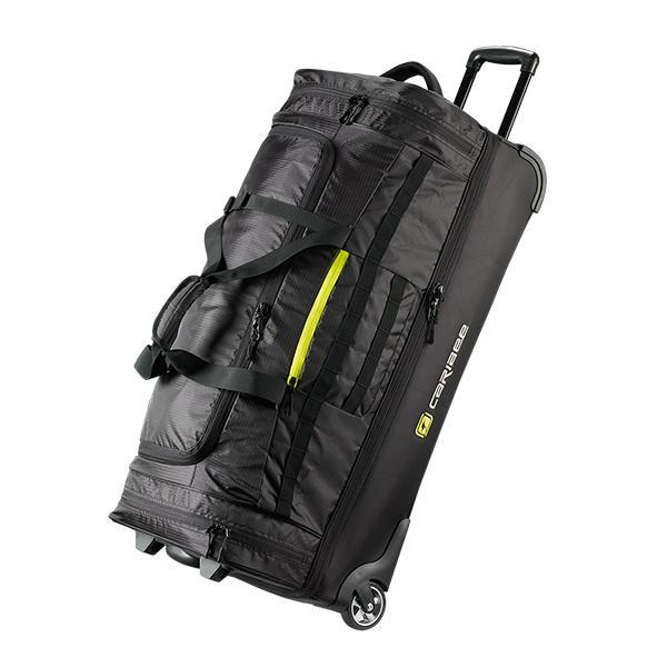Caribee Scarecrow 85 trolley bag black