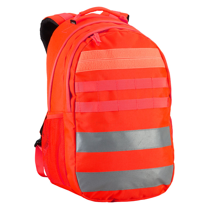 Caribee Signal V safety backpack in special purpose orange