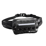 Caribee Squall water resistant waist bag black/white